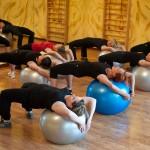 Ćwiczenia na piłkach fitball