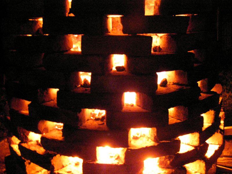 Wypalanie w piecu