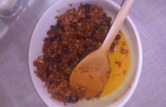 Halawa z marchewki