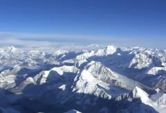 Śnieg w Nepalu