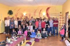 Spotkanie z okazji 15-lecia Szkoły Jogi