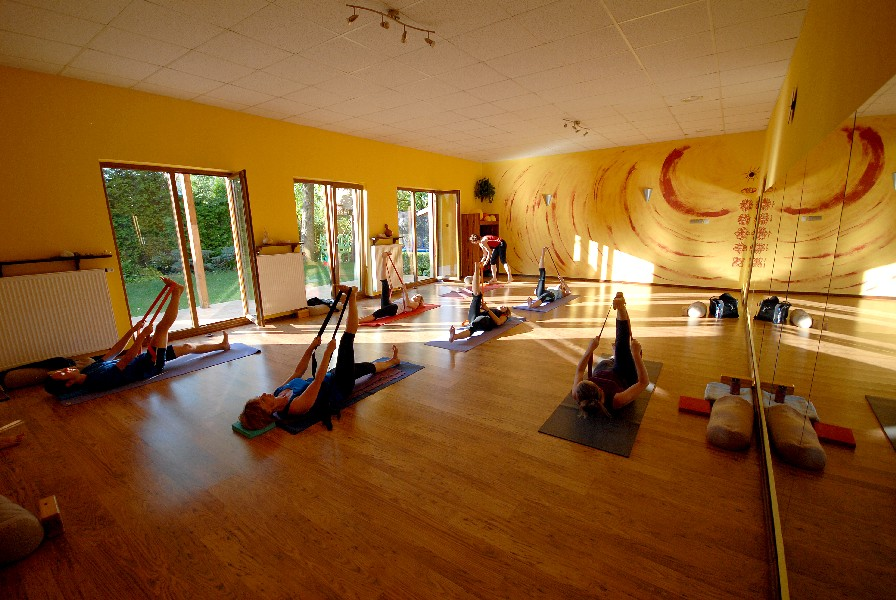 Zajęcia jogi w Wirach