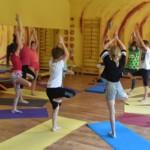 Zakończenie jogi dziecięcej
