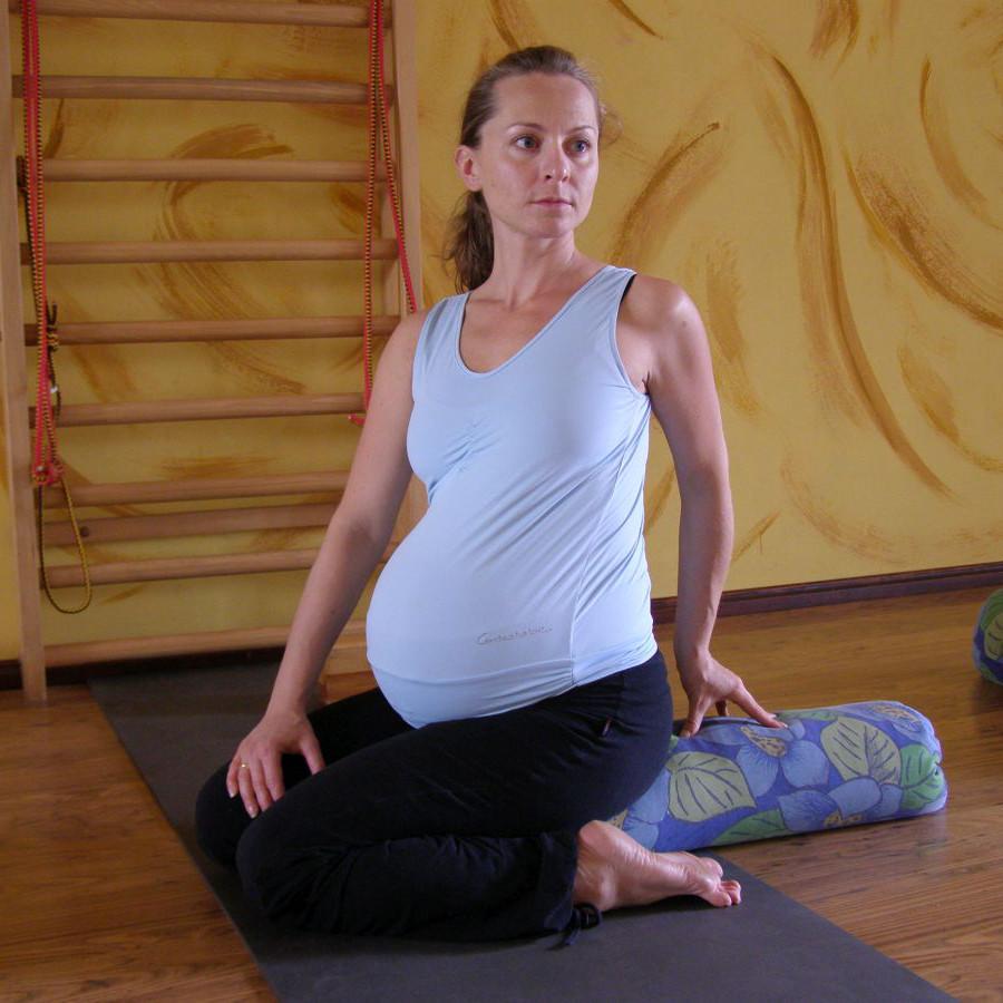 Moja joga w ciąży